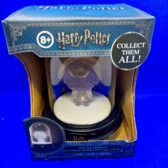 HARRY POTTER SPECIAL EDITION INVISIBLE LIGHT